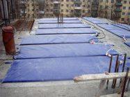 Укрытие бетона матами купить бетонную смесь в москве