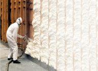 Жидкая пена для утепления стен