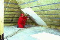 Лучший материал для утепления мансардной крыши