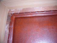 Как утеплить входную деревянную дверь на даче