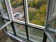 Как утеплить алюминиевые рамы на балконе