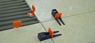 Приспособления для укладки плитки по новой технологии