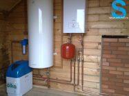 Электрокотел для отопления и горячего водоснабжения