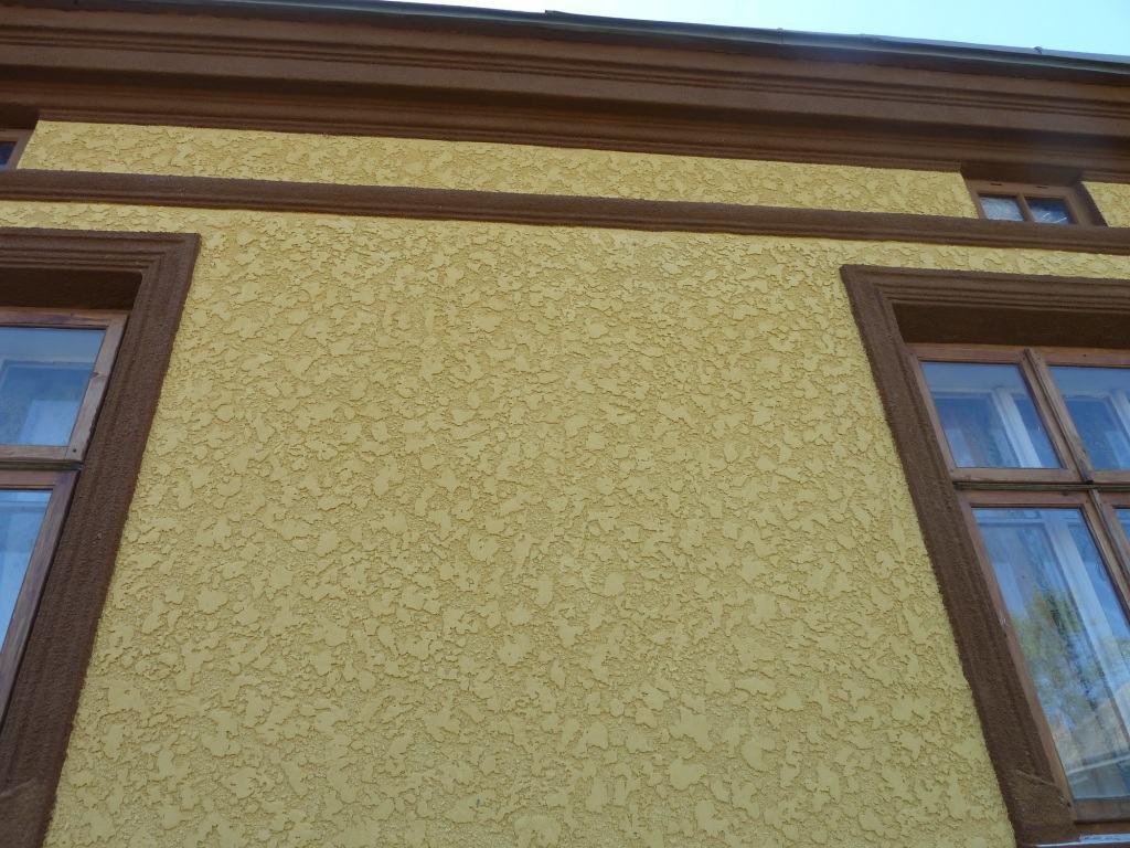 декоративная штукатурка для фасада дома фото