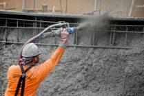 Набрызг бетонной смесью купить бетон жби в новосибирске